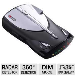 Cobra XRS 9345 Radar Detector