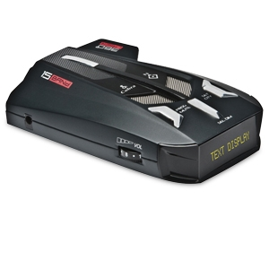 15-BAND RADAR/LASER DETECTOR