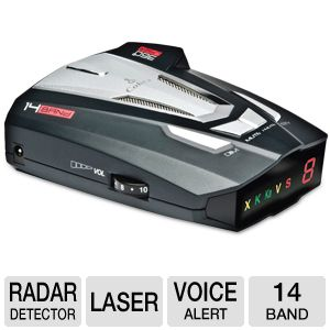 Cobra XRS9470 High Performance Radar Detector