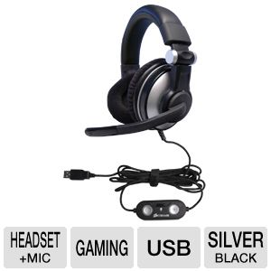 Corsair CA-HS1NA Gaming Audio Series HS1 USB Gamin
