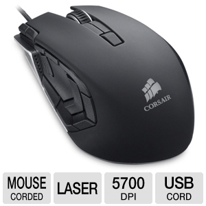 Corsair Vengeance M90 Laser Gaming Mouse