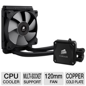 Corsair Hydro Series H60 High Liquid CPU Cooler