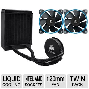 Corsair Hydro H70 CORE Liquid CPU Cooler Bundle