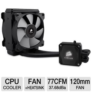 Corsair Hydro Series H80i Liquid CPU Cooler