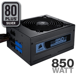 Corsair HX850W 850-Watt Power Supply