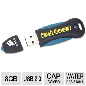 Corsair 8GB Voyager Flash Drive