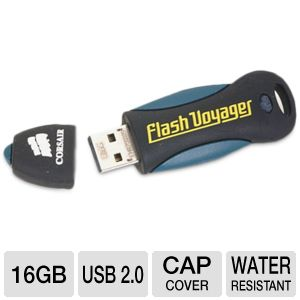 Corsair 16GB USB 2.0 Flash Drive