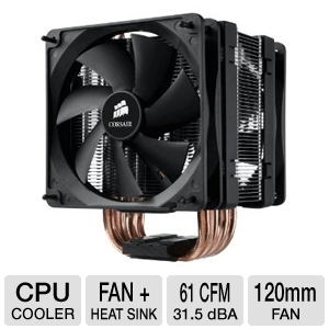 Corsair CAFA70 A70 Air Series CPU Cooler