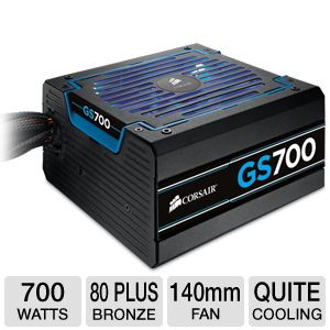 Corsair GS Series 700W Power Supply