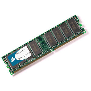 Corsair 1024MB DDR2