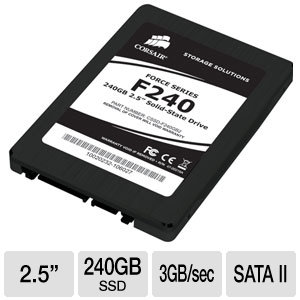 Corsair 240GB F240 Force Series Solid State Drive