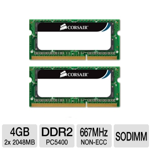 Corsair 4GB Laptop Memory Module