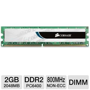 Corsair 2GB Memory Module Kit
