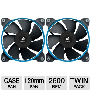 Corsair SP120 Performance Edition Fan Twin Pack