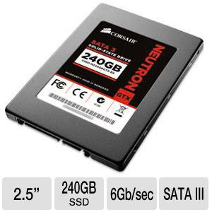Corsair Neutron GTX Series 240GB Internal SSD