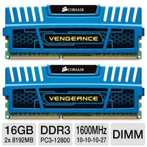 Corsair Vengeance 16GB Desktop Memory Module Kit