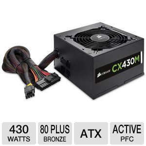 Corsair CX Series 430W Power Supply