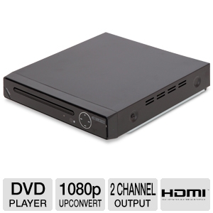 Curtis DVD6655 HDMI DVD Player