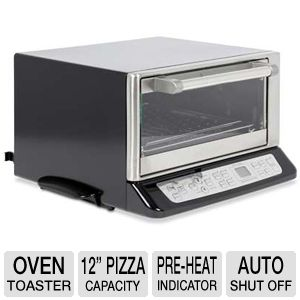 Cuisinart 6 Cb Ft Convection/Boiler Toaster Oven