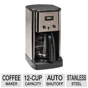 Cuisinart CBC-00 12 Cup Coffee Maker