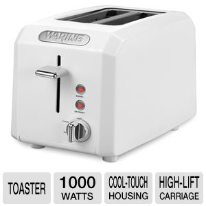 Waring Pro CTT200W Cool-Touch Toaster