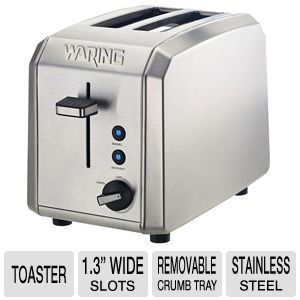 Waring Pro WT200 2-Slice Professional Toaster