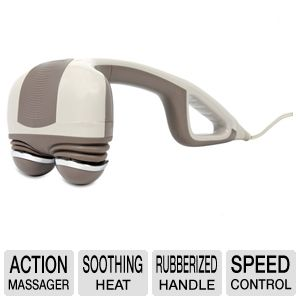 Homedics Percussion Extendable Action Massager