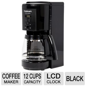 Cuisinart Refurbished 12 Cups Coffeemaker