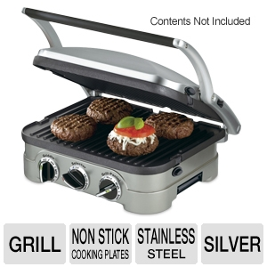 Cuisinart Griddler Refurbished Gourmet Grill