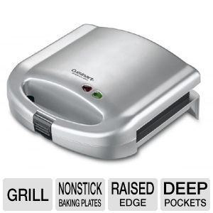 Cuisinart WM-SW2 Sandwich Grill