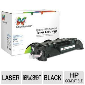 Color Research HP 05A Toner Cartridge
