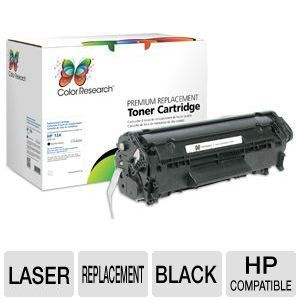 Color Research HP 12A Toner Cartridge