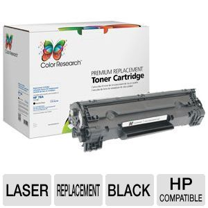 Color Research Reman HP 78A Toner Cartridge