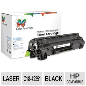 Color Research HP 85A Toner Cartridge