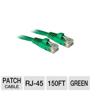 CTG 150-Foot CAT5e Snagless Patch Cable