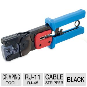 Cables to Go RJ11/RJ45 Crimping Tool