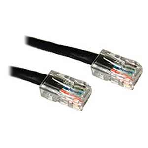 Cables To Go 3-Foot Cat5e Patch Cable, Black