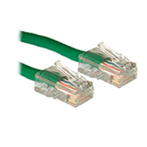 Cables To Go 10-Foot Cat5e Patch Cable, Green