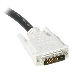 Cables To Go 6-Foot DVI-D Dual Link Digital Cable
