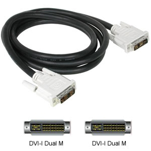 Cables To Go 6-Foot DVI-I Digital Monitor Cable