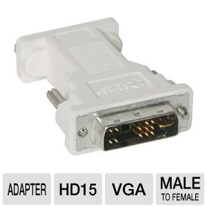Cables To Go DVI-I/HD15/Adapter
