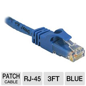 Cables To Go 3-Foot Cat6 Patch Cable
