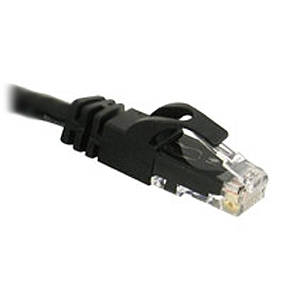 Cables To Go 150-Foot Cat6 550Mhz Snagless Patch Cable, Black by