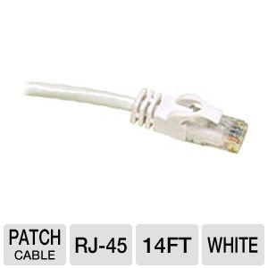 Cables To Go 14-Foot Cat6 Snagless Patch Cable