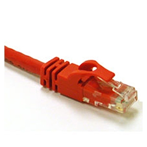 Cables To Go 150-Foot Cat6 550Mhz Snagless Patch Cable, Red by