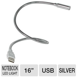 Cables To Go USB Notebook LED Light