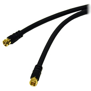 Cables To Go 12-Foot F-Type RG6 Coaxial Cable