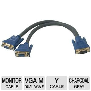 Cables To Go Ultima SXGA Monitor Y-Cable