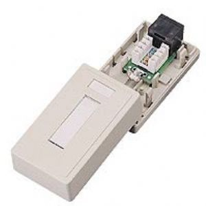Cables To Go Cat5e Mount Box