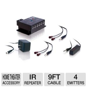 Cables to Go Infrared (IR) Remote Control Repeater